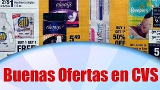 Buenas Ofertas en CVS / Con Cupones de Descuento | 08/28 - 09/03 | Casayfamiliatv