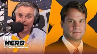 Lane Kiffin talks Ole Miss football, time with Saban, SEC dominance, USC, Tennessee | CFB | THE HERD