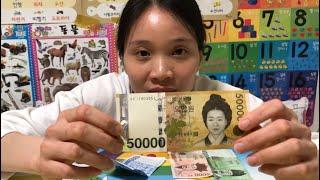 |Tập 97| Các mệnh giá tiền giấy,tiền xu Hàn quốc và tiểu sử nhân vật.Cần thiết khi thi Quốc Tịch