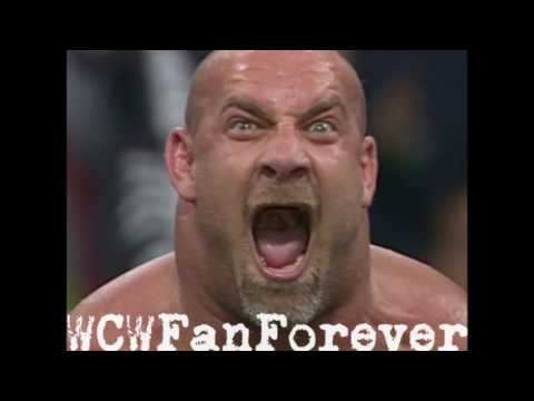 WCW Goldberg 1st Theme(With Custom Tron Redo)