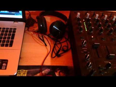 MC Crypt MP 8000+Behringer DJX750+2X somogyi 30 as hangfal