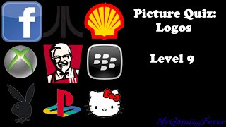 Picture Quiz: Logos - Level 9 Answers