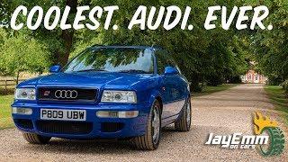 When Porsche Built An Audi - The Legendary RS2, Driven