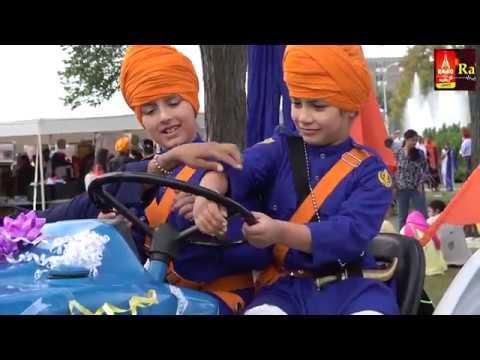 Winnipeg Nagar Kirtan 2017 || Parkash Purab Dhan Sri Guru Granth Sahib Ji