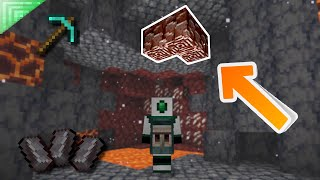 How To Find Netherite/Ancient Debris In Minecraft (Fast and Easy) 1.16