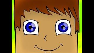 Как нарисовать лицо Майнкрафт у програме paint tool sai(Всем привет ето видео урок как рисовать у програме paint tool sai надеюсь я вам помог!!!, 2014-04-27T06:17:26.000Z)