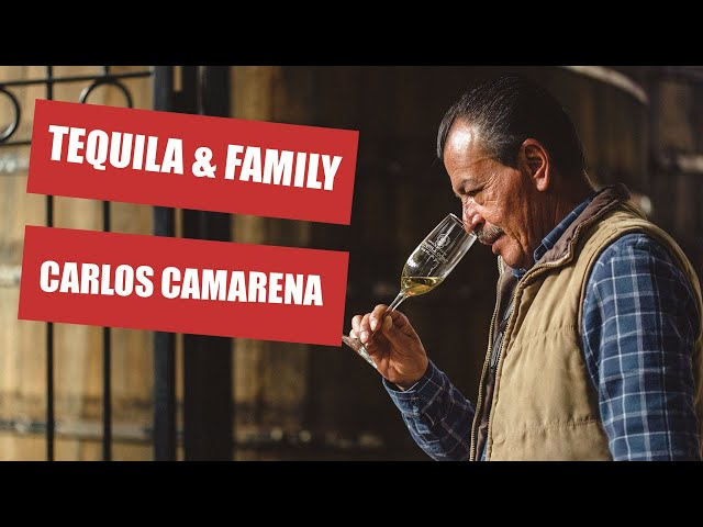 Tequila and family with Master Distiller Carlos Camarena - The Tequila Tester