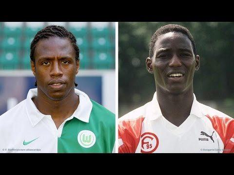 African Legends in the Bundesliga - Baffoe and Thiam