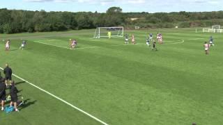 Delial Brewster nets a brace as Everton U18s beat Stoke