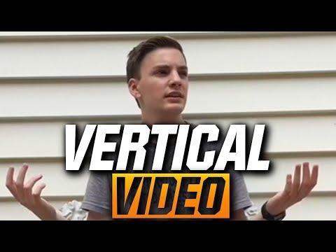 Vertical Vlog 1 - The Future + IGTV