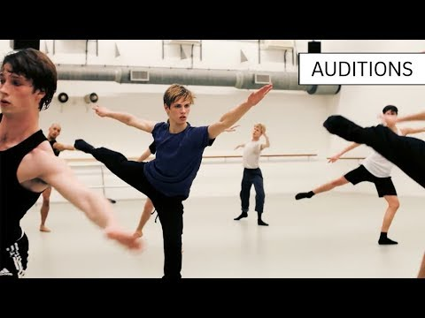 NDT 2 Auditions - January 22, 2017