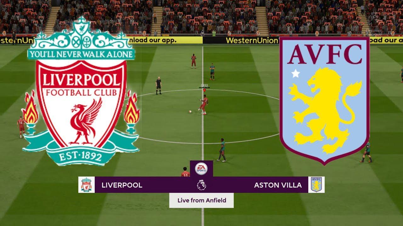 Liverpool vs Aston Villa | Premier League 5/7/ 2020 | Full ...