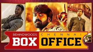 Where does Dharmadurai, Joker & Kabali Stand ? Chennai Box Office
