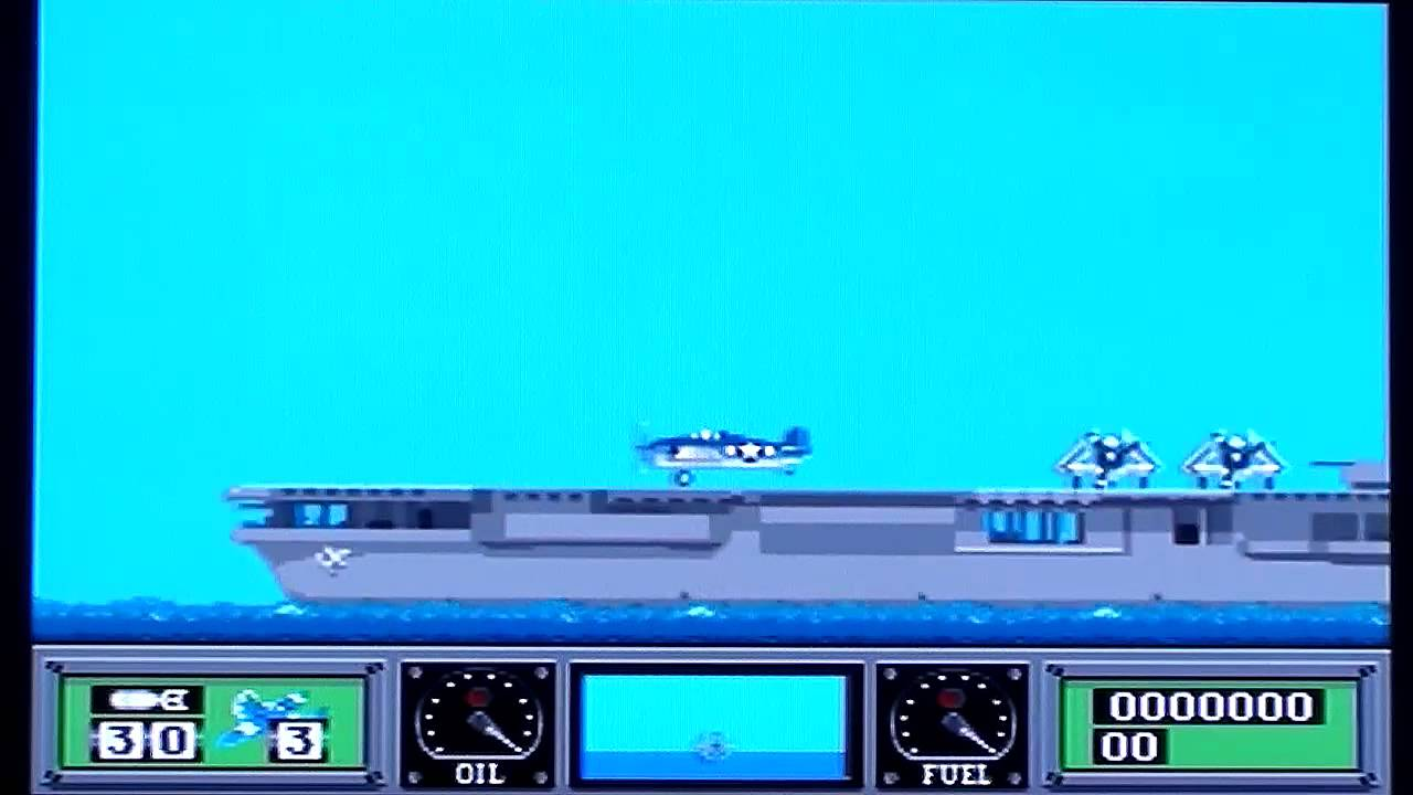 A quick look at wings of fury on the amiga youtube for Wings of fury