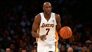 Lamar Odom Career Mix HD