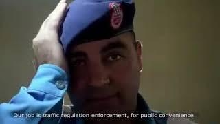 Tribute to J&K Traffic Police