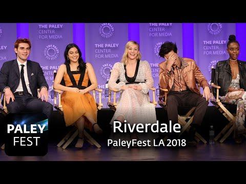 Riverdale at PaleyFest LA 2018