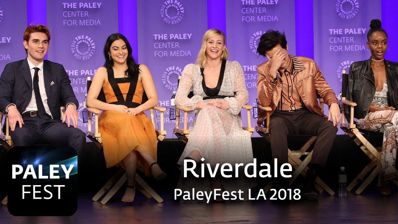 Download Riverdale at PaleyFest LA 2018