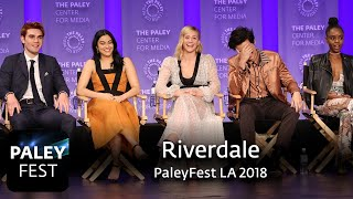 Riverdale at PaleyFest LA 2018