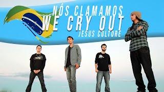 P.R.C - We Cry Out - Jesus Culture - (Tradução Nos Clamamos)