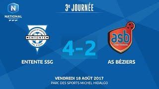 Entente SSG vs AS Beziers full match