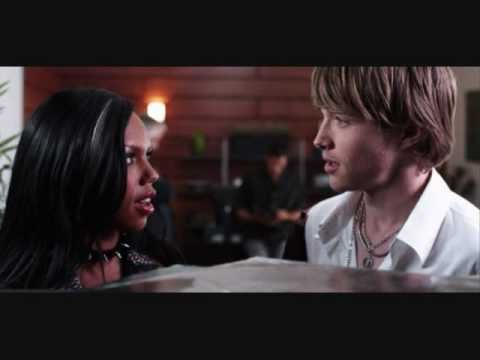 sterling knight on the set of elle a modern cinderella