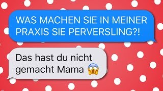 10 WhatsApp CHATS in seltsamen Gruppen!