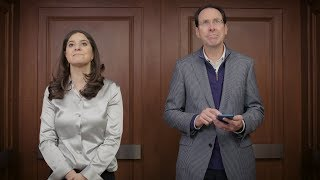 In the Elevator With AT&T CEO Randall Stephenson