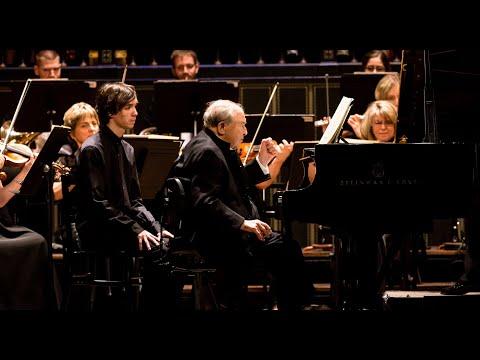 MÁV Szimfonikusok 20180507 - ZeneakadémiaMenahem Pressler