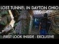 Abandoned EXCLUSIVE! | Another Hidden Underground Tunnel in Dayton, Ohio