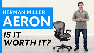 Herman Miller Aeron Office Chair: Is It Worth It?