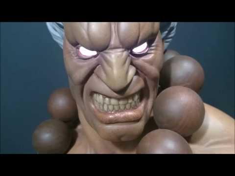 Review #53 - Pop Culture Shock Shin Akuma 1/3 Scale Statue