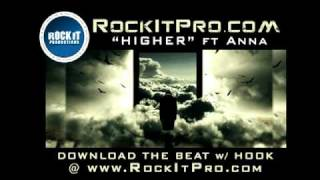 Inspiring Rap/Hip Hop Beat with Hook ft Anna - Higher (RockItPro.com)