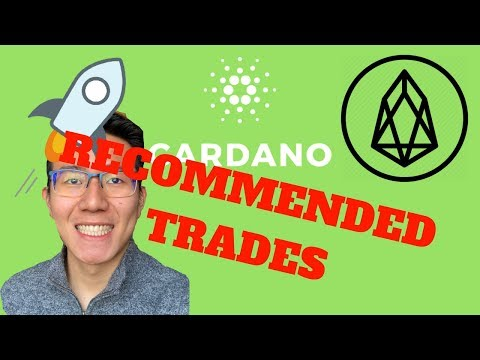 *SECRET* Crypto Trading Alarm | Cardano ADA, Stellar Lumens XLM, EOS Technical Analysis