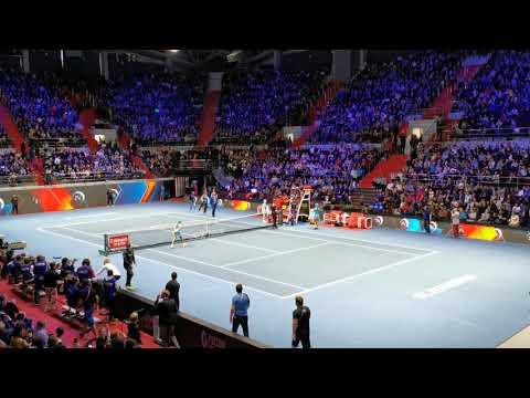 Даниил Медведев - победитель St. Petersburg Open 2019