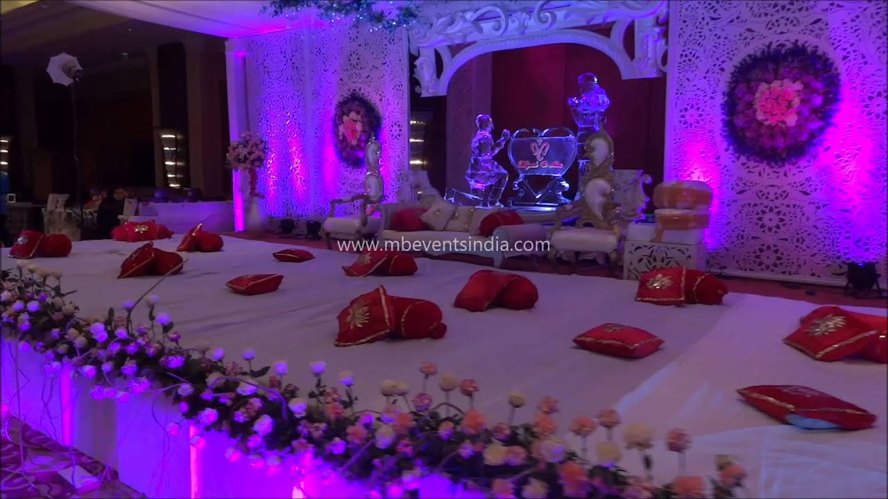 Indian wedding decoration best wedding decoration delhi for Decoration images