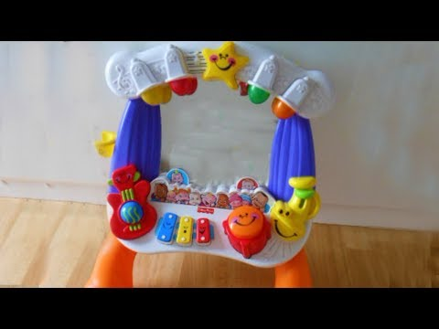 Fisher Price Little Superstar Sing Along Stage Musical Toy