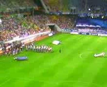 Suwon Samsung Bluewings vs FC Barcelona
