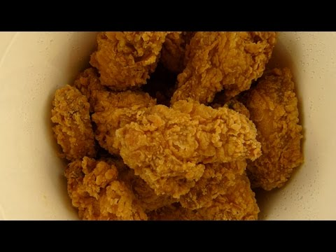 KFC - Champs Bucket L (25 Hot Wings)