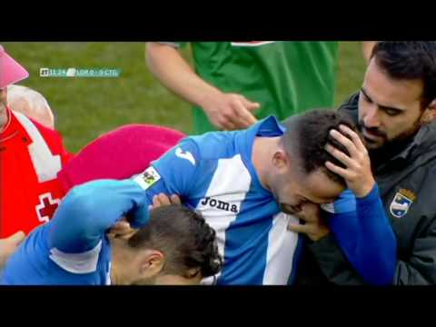 19/02/2017 POPULAR DEPORTIVO, DERBY LORCA CARTAGENA