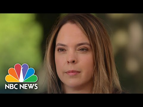 Ex-Task Force Member Olivia Troye Speaks Out On Trump Administration's Pandemic Response | NBC News
