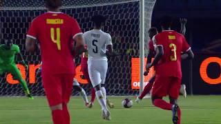 Guinea-Bissau v Ghana Highlights - Total AFCON 2019 - Match 36