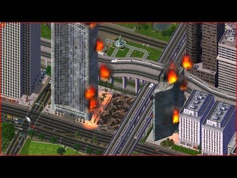 Destroying A City Built From Scratch