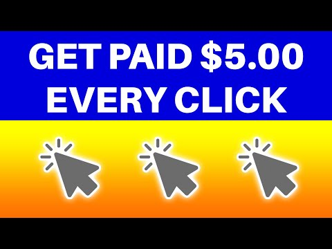 GET PAID $5.00 EVERY 10 SECONDS For Clicking On Ads [Make Money Online]