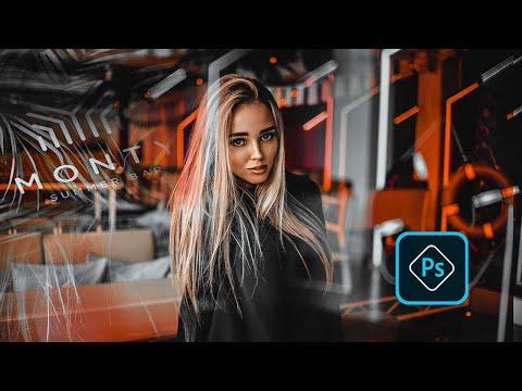 Photoshop Tutorial | How to Create Camera Raw Presets in Photoshop | How to Use Camera Raw Presets | thumbnail