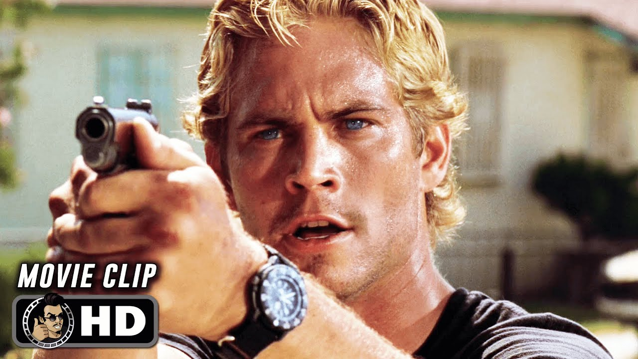 """THE FAST AND THE FURIOUS Clip - """"Brian Blows His Cover"""" (2001)"""
