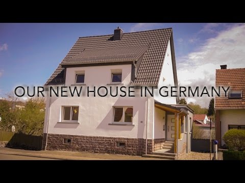 New House In Germany!!!