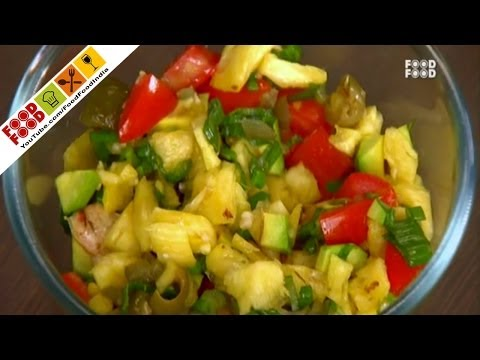 Pineapple Avocado Salsa Health Mange More