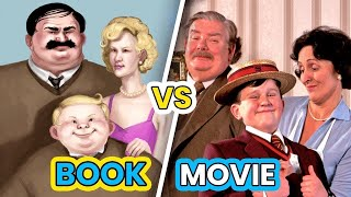 Harry Potter and the Philosopher's Stone: Book Vs. Movie | OSSA Movies