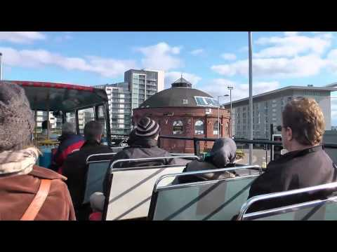 City Sightseeing Glasgow Tour